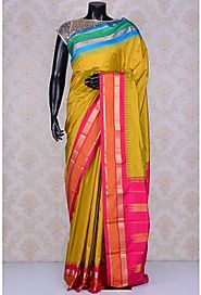 Handloom Silk Sarees | Sarees for Wedding | Silk Saree Online Shopping
