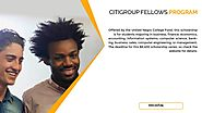 Citigroup Fellows Program