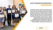 HSF/ Verizon Foundation Scholarship