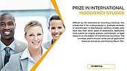 Prize in International Insolvency Studies