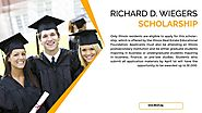 Richard D. Wiegers scholarship