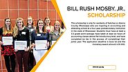Bill Rush Mosby JR Scholarship