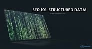 SEO 101: STRUCTURED DATA!