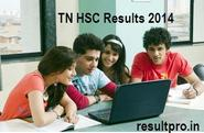 TN HSC Results 2014