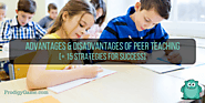 Advantages and Disadvantages of Peer Teaching [+ 15 Strategies for Success]