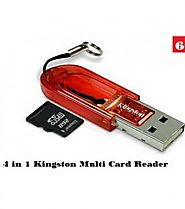 Kingston Multi Card Reader