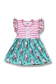 Why To Buy Kids Clothes Wholesale Online?