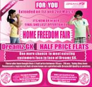 Dreamz GK Home Freedom Fair 1&2 Mar Reviews by Dreamz Infra