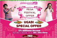 Dreamz Infra UGADI Special Offer 23% Additional Discount On Flats