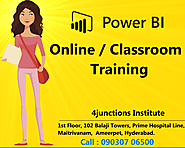 Best Power BI Training in Hyderabad | Call @91 9030706500