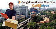 25+ Best Packers and Movers in Bangalore | Call2Move