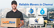 Hire the Reliable Packers and Movers in Chennai for Quick and Safe Relocation