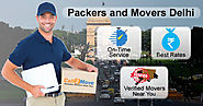 Find Reliable Packers and Movers in Delhi in Just a Few Clicks
