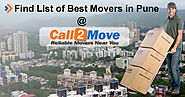 10 Top-Rated Packers and Movers Pune - Compare free Best 6 Quotes Instantly