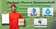 Best Trusted Packers and Movers Bommanahalli Bangalore - Call2Move