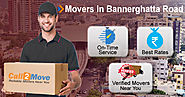 Trusted & Genuine Packers and Movers Bannerghatta Road Bangalore | Call2Move