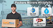 Trusted & Responsible Packers & Movers in Whitefield Bangalore | Call2Move