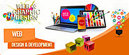 Graphics designing and web Development Company
