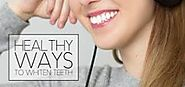Snow Teeth Whitening Coupon – Changes You will Observe After Experiencing Snow Teeth-Whitening – Snow Teeth Whitening...