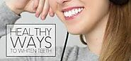Snow Teeth Whitening Discount Code – Appropriate Ways to Use Snow Teeth Whitening Kits – Snow Teeth Whitening Discoun...