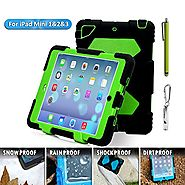 Aceguarder global design new products iPad mini 1&2&3 case snowproof waterproof dirtproof shockproof cover case with ...