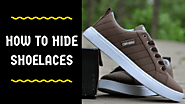 How to Hide Shoelaces: Very Easy Method | Shoe Review Pro