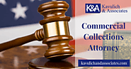 Nyc Commercial Collections Attorney - Kavulich and Associates, P.C.