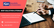 Best Debt Collection Attorney For Commercial Collection Agency