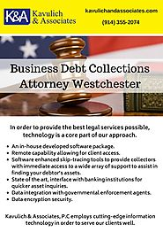 Business Debt Collections Attorney Westchester