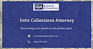 Commercial Collection Attorney | Kavulich & Associates, P.C.