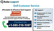 Contact Information For Dell Customer Service +1-888-310-1007