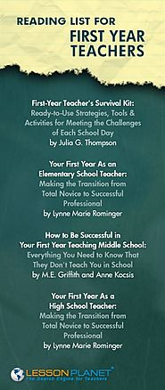 Reading List for first year teachers! | Words worth remembering ☺️ | Pinterest | Reading lists, Teacher and Teacher s...