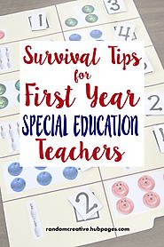 Survival Tips for First Year Special Education Teachers | Owlcation