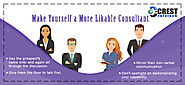 Make Yourself a More Likable Consultant | Crest Infotech