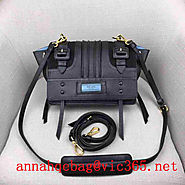 Prada Etiquette Leather Bag 1BD093 2017 Black calfskin leather