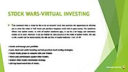 STOCK WARS-VIRTUAL INVESTING