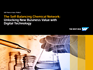 The Self-Balancing Chemical Network: Unocking New Business Value with Digital Technology