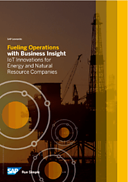 IoT is Enabling a New Era of Shareholder Value in Energy and Natural Resource Companies