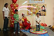 Kid's Birthday Party and the Bubble Show - RentFunParties