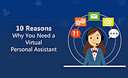 10 Reasons Why You Need a Virtual Personal Assistant | Habiliss, Infographics, Personal Outsourcing, Virtual Assistan...