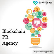 ICO Marketing Firm   | Block chain App Factory