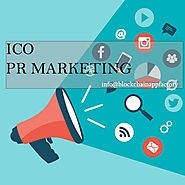 ICO Marketing Services Company