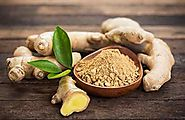 How does ginger help with joint pain?