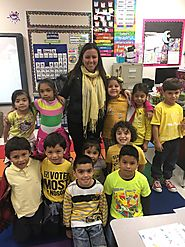 "david flores on Twitter: ""PACK WEEK Day 2 = Yellow Day! Ss wearing yellow shirts and eating healthy yellow snacks! #t..."