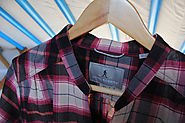 Simply Stunning! Royal Robbins Merinolux Plaid Shirt Raspberry Review