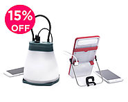 CAMPING GEAR | Unique Solar Power from Norway, 15% off Exclusively at Solar Simple | Camping with Style Camping Blog ...