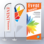 Custom Banners Printing Services at RegaloPrint