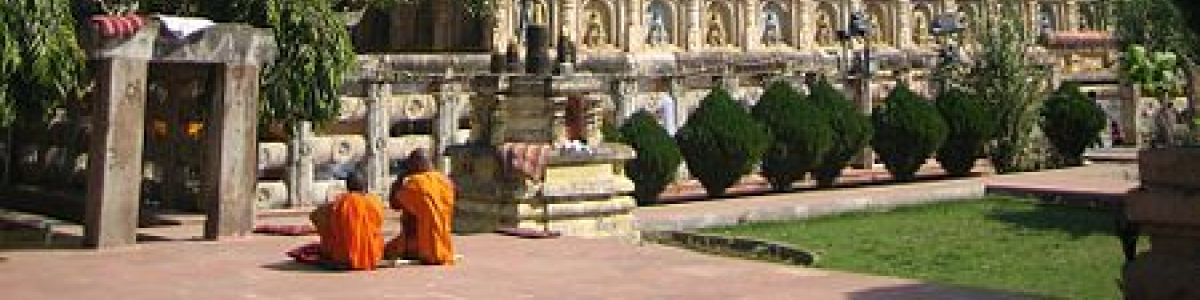 Headline for Top 06 Must Visit Places in Bodhgaya – The Land of Nirvana