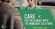 Care for the elderly with the homecare solutions! – WeMaLife – Medium