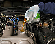 Replace the engine oil in time: